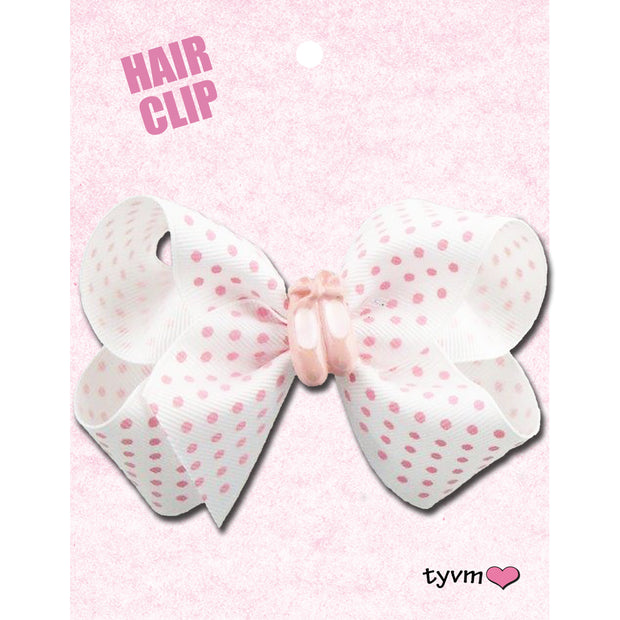 78750 Fashion Dots Ballerina Bows