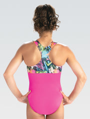 E4018 Azalea Nights Racerback Leotard