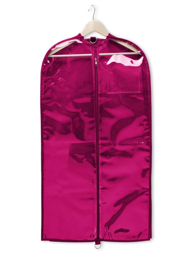 B217 Capezio Clear Garment Bag