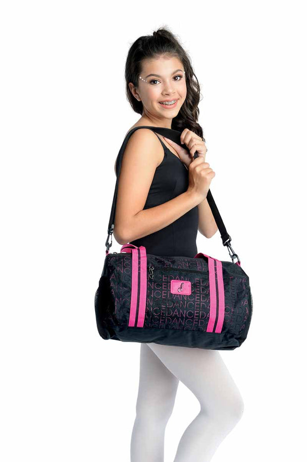B843 Punch Hole Dance Duffel