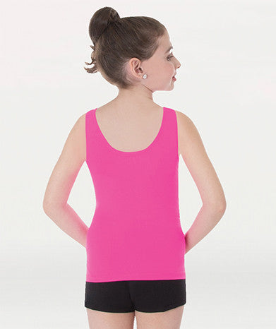 BWP072 Child Tank Pullover Top
