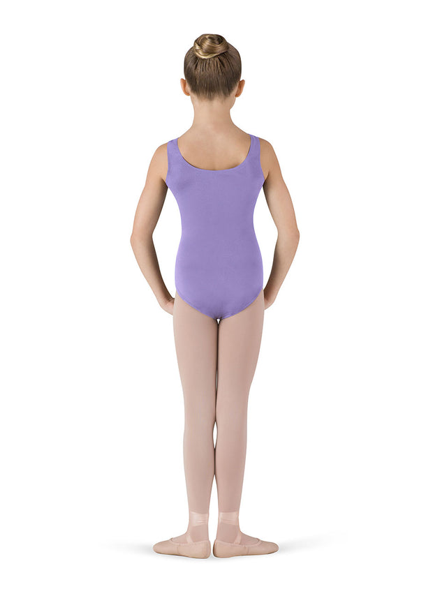 CL5405 Child Wide Strap Tank Leotard