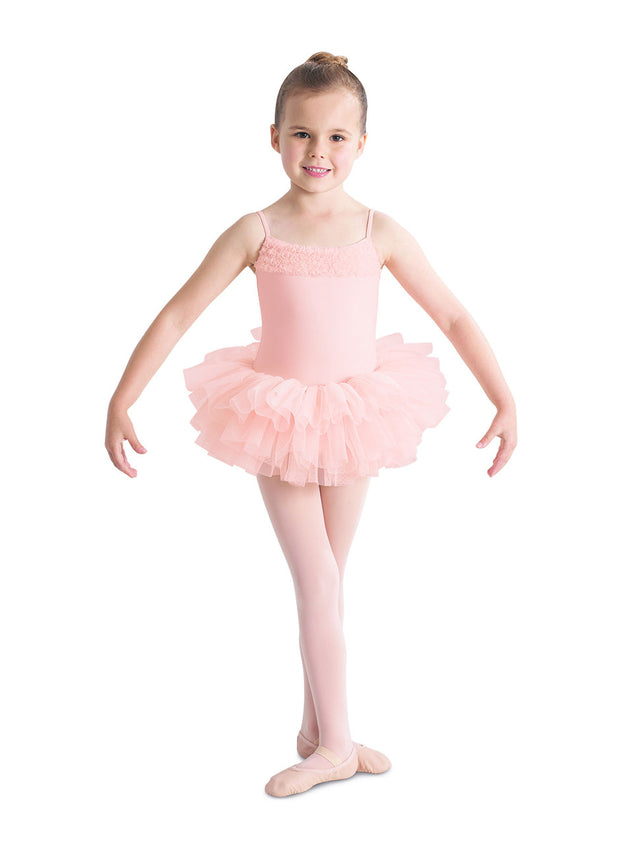 CL7120 Child Tutu Leotard