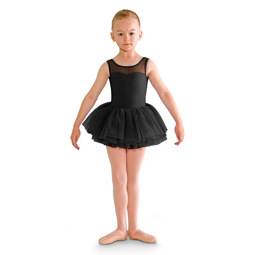 CL7825 Tank Tutu Leotard