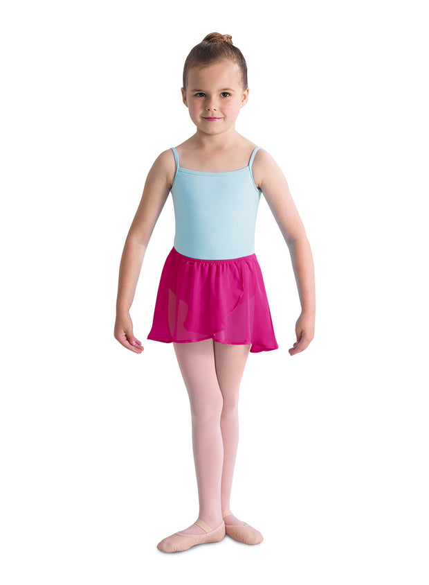 CR5110 Child Mock Wrap Skirt