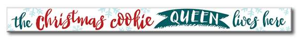 "My Word! 1.5""x16"" Skinnies Sign"