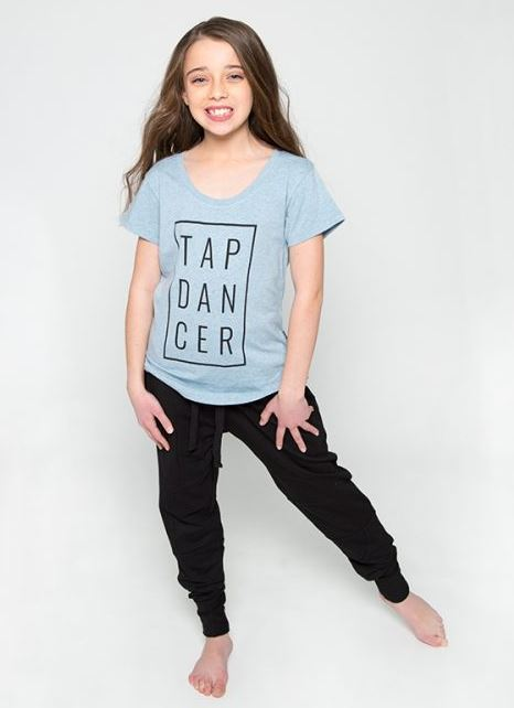 D9309 Tap Dancer Youth Epic Tee