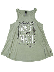D9321 Sorry Youth Everyday Tank