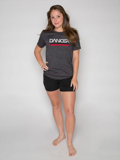 D9452 NASA Dancer Boyfriend Tee