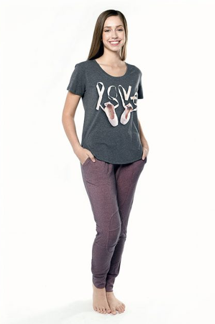 D9525 Love Pointe Shoes Epic Tee