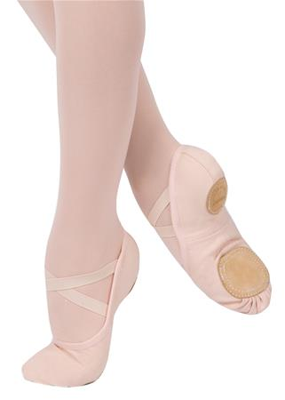 DreamStretch Adult Canvas Ballet Shoe