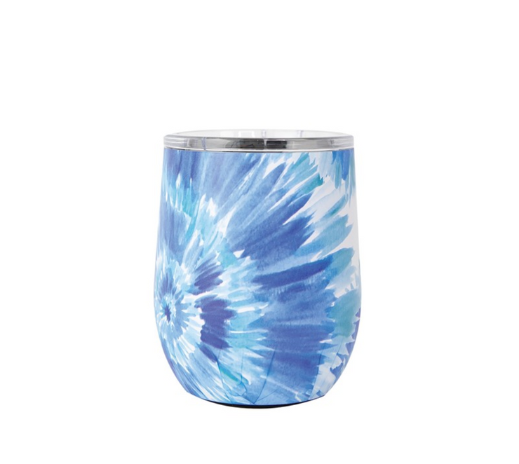 29295 Blue Rush Stainless Drink Tumbler