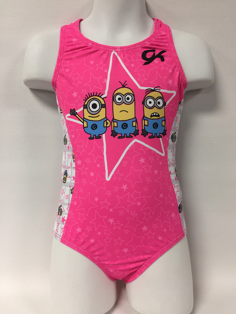 E3768 Star Minion Leotard