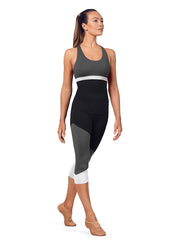 FP5195 Adult Capri Legging