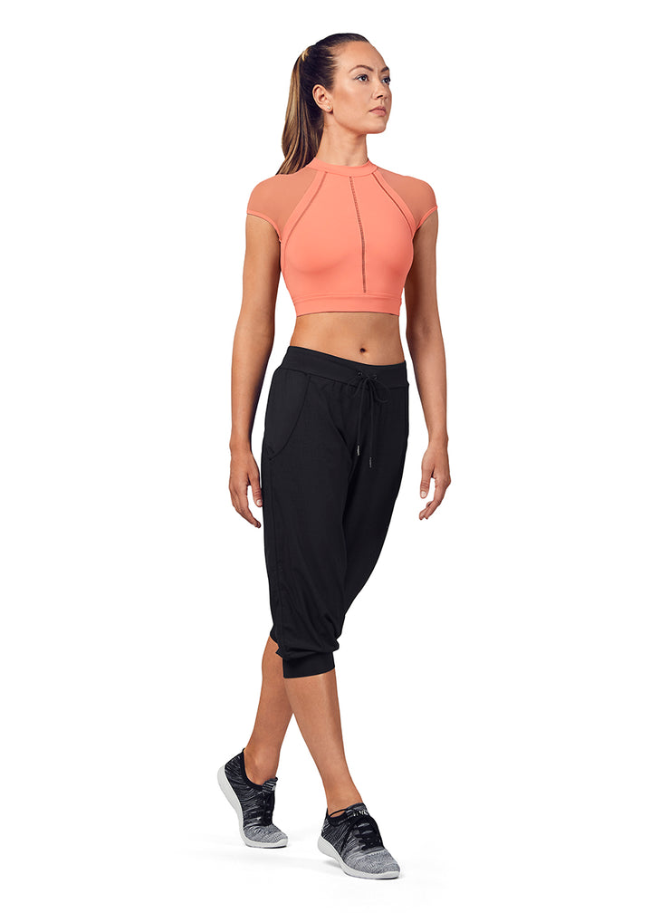 FP5204 Bloch Adult Crop Pant