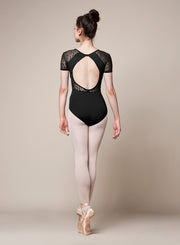 M5073LM Adult Open Back Tank Leotard