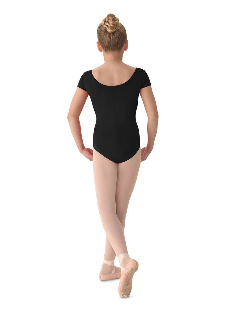 M515CD Child Cap Sleeve Leotard