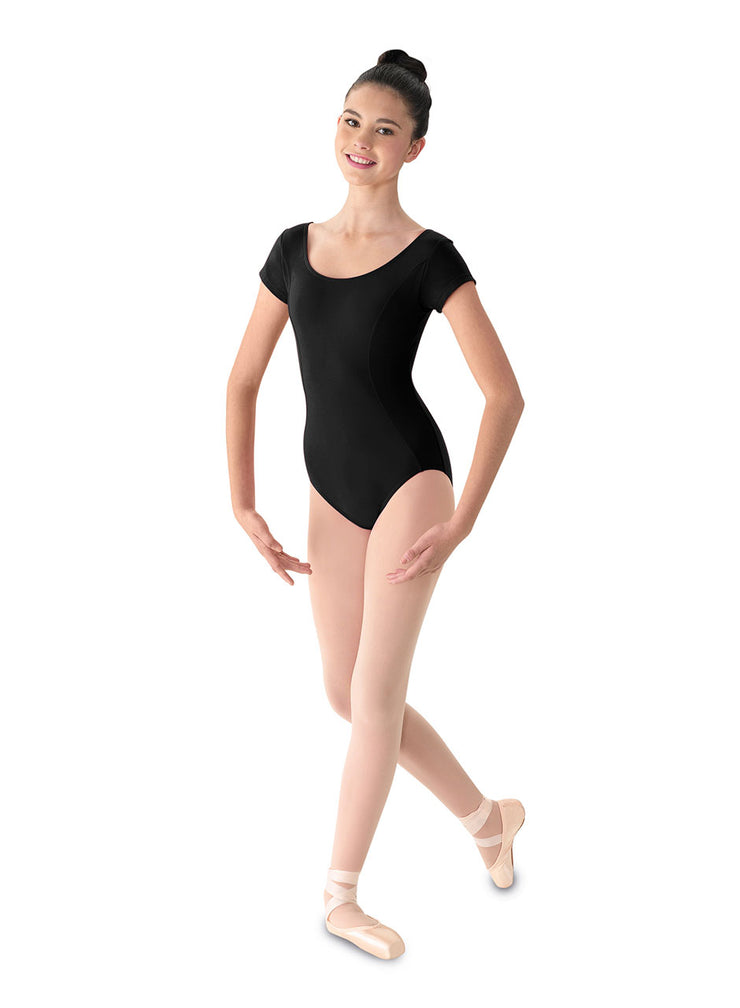 M515LD Adult Cap Sleeve Leotard