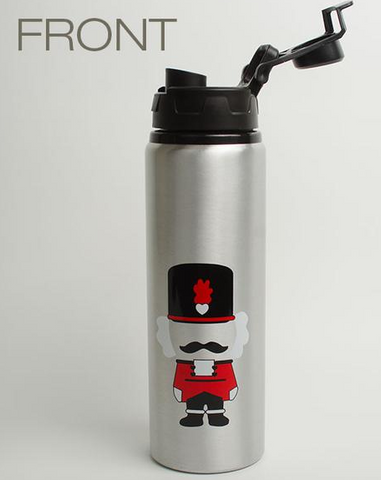 NMK-WB Nutcracker and Mouse King Water Bottle