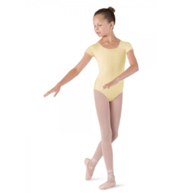 CL5602 Child Cap Sleeve Leotard