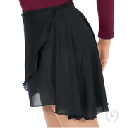 "10126 Adult 19"" Wrap Skirt"