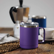 Insulated Coffee Mug (includes vinyl)