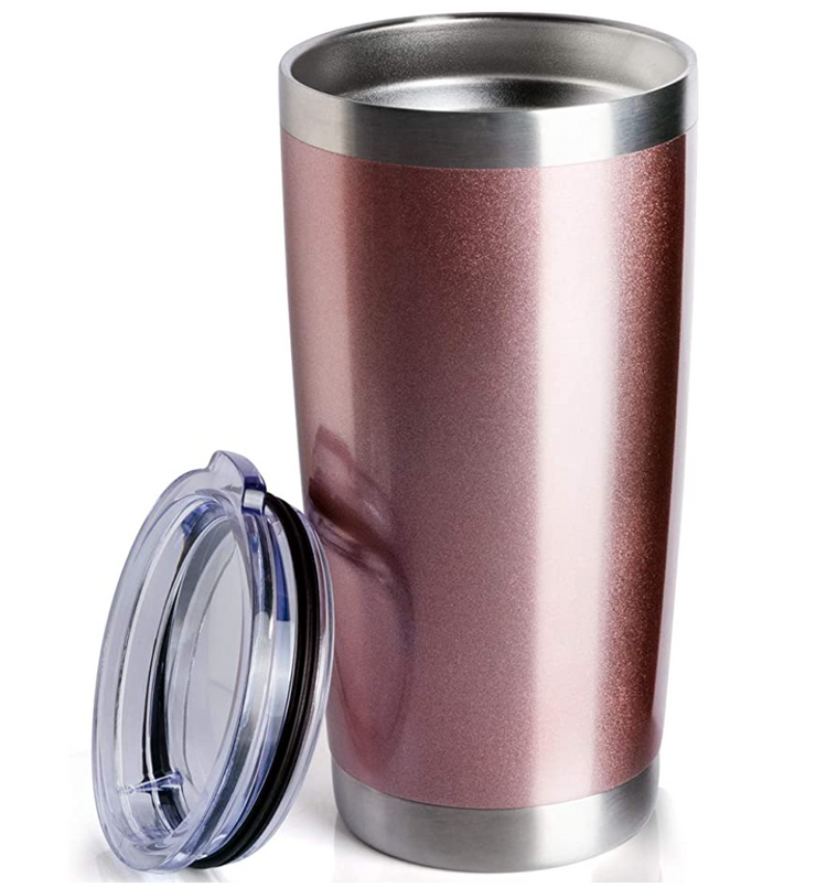 Insulated Coffee Tumbler (includes vinyl)