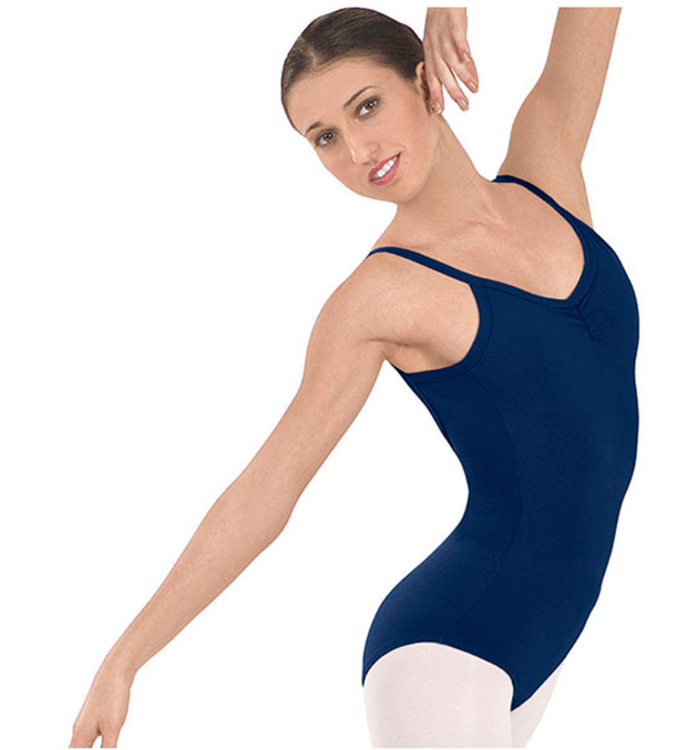 10527 Adult Cami Leotard