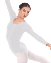 10265 Adult Long Sleeve Leotard