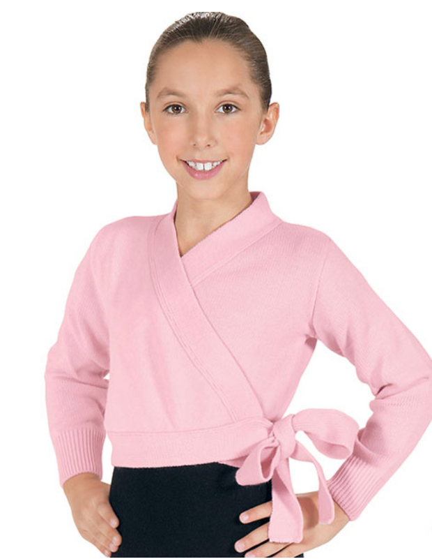 72523C Child Classic Wrap Sweater