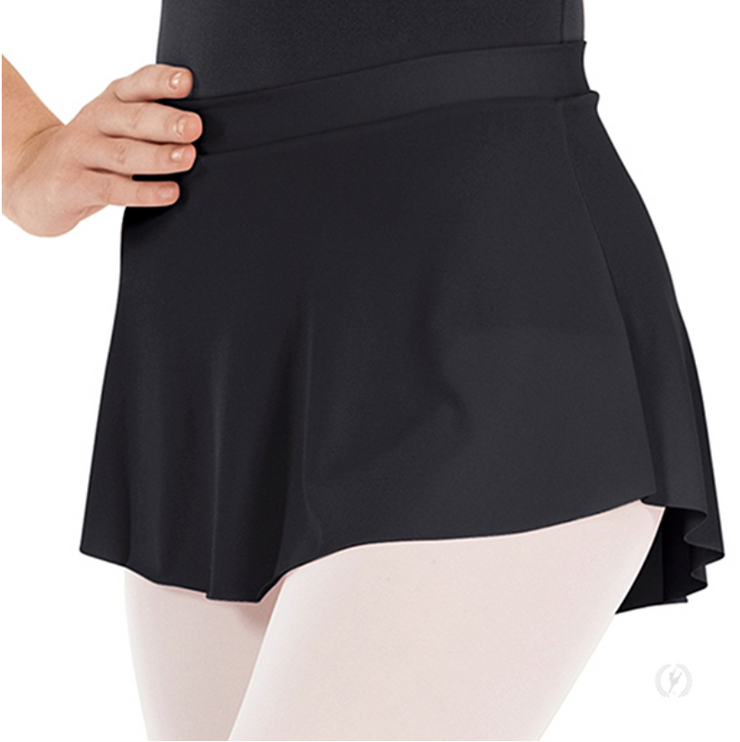 06121 Adult Pull-On Mini Ballet Skirt