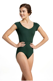 1036 Rita Cap Sleeve Leotard