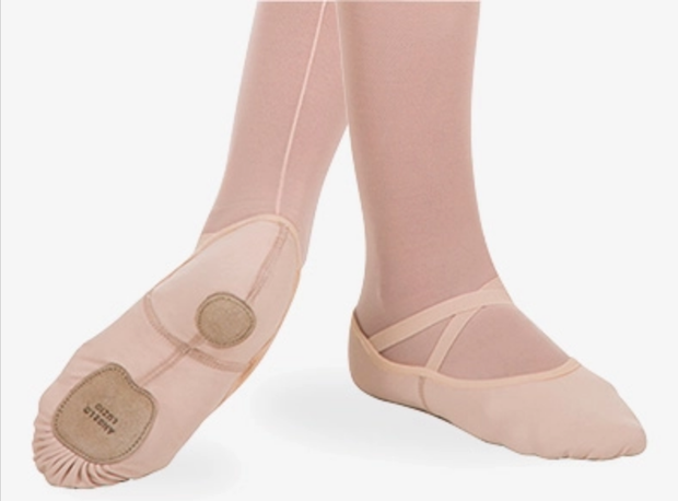 248A Total Stretch Canvas Ballet Shoe