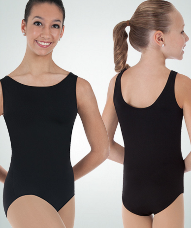 BWP251 Adult Boatneck Leotard