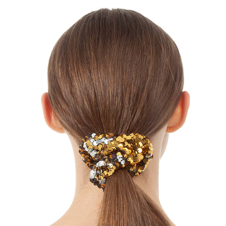 AC100 Sequin Scrunchie