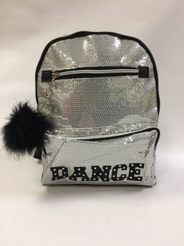 B451 Sequin BackPack