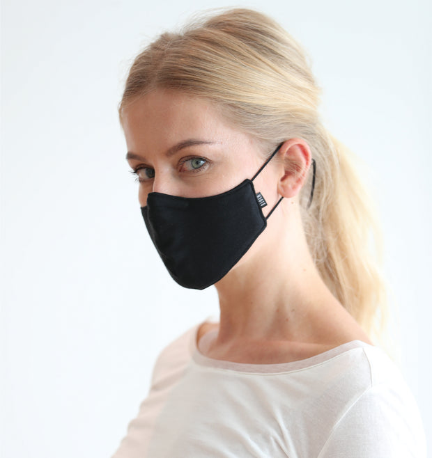 A004 Face Mask w/Lanyard