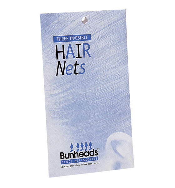 BH423 Dark Brown Hairnets