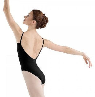 L5407T TALL Adult Basic Cami Leotard