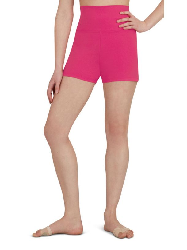TB131 Adult High Waist Short