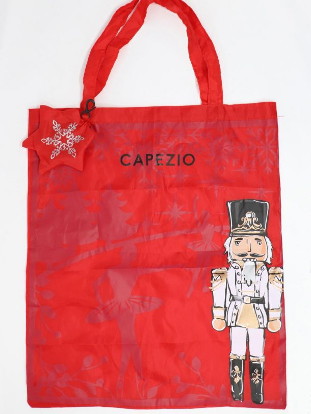 B266 Nutcracker Reusable Tote