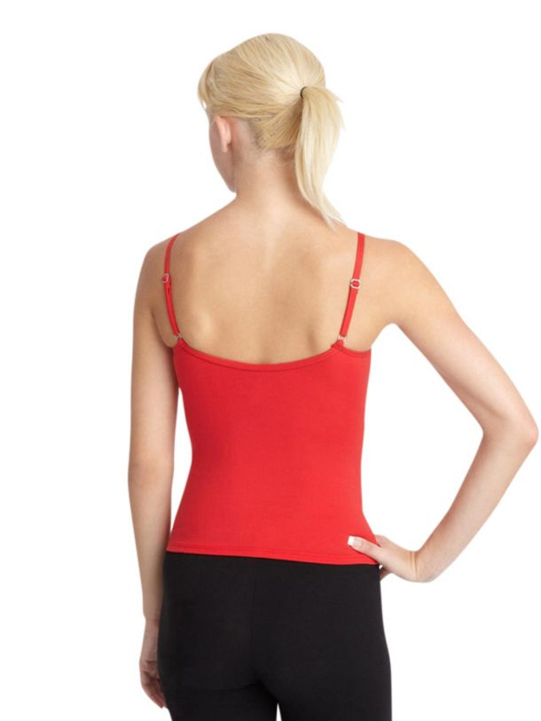 TB103 Adult Team Basic Cami Top
