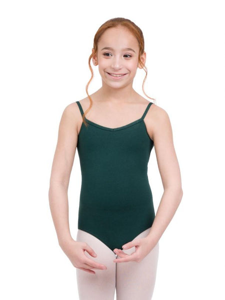 CC102C V-Neck Cami Leotard