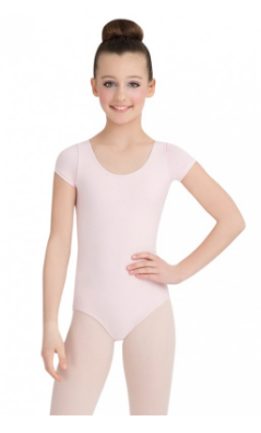 CC400C Child Short Sleeve Leotard*