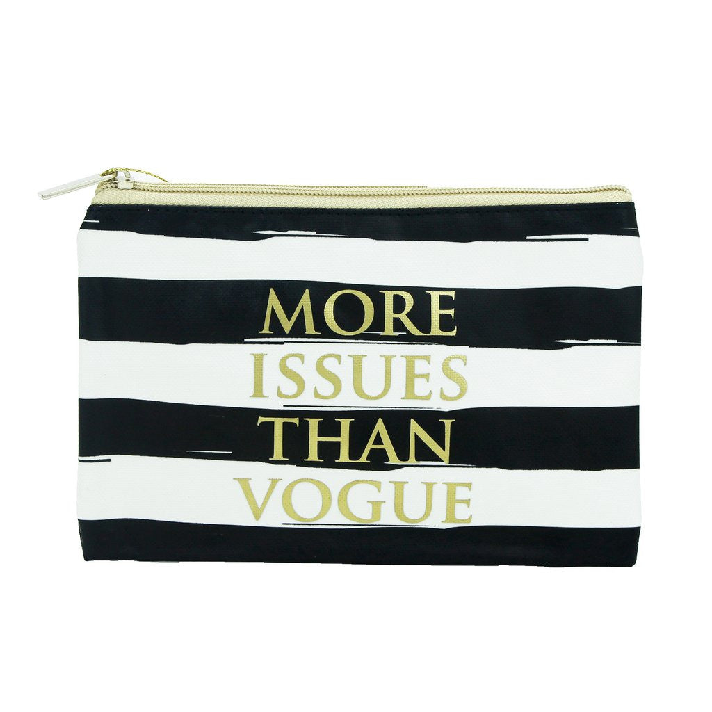 7937 Vogue Issues Zip Pouch
