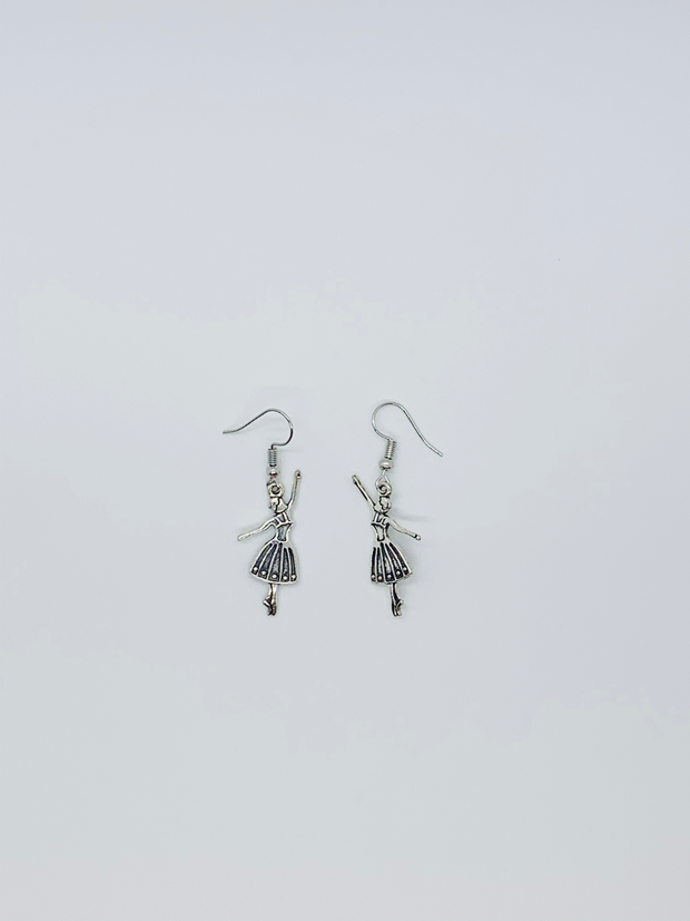 ea11 Ballerina Earrings