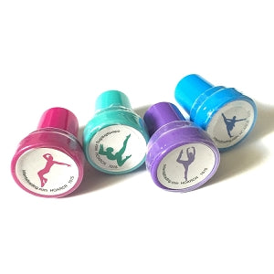 g292 Dance Stamper Set (set of 4)