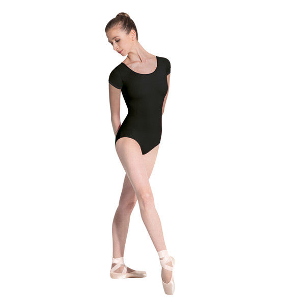 L5602 Adult Cap Sleeve Leotard