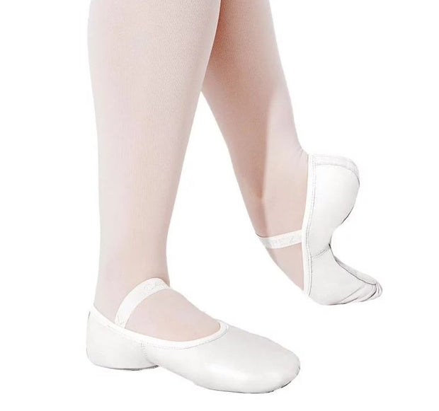212W Adult Full Sole Lily WHT