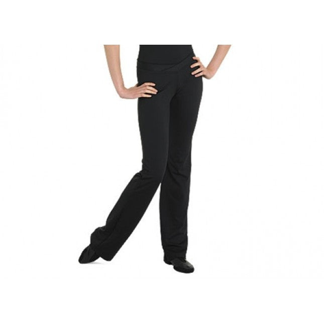 P1548R Adult V-Front Bootleg Pant*